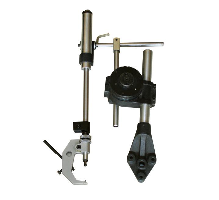 外磨连续表面主动测量装置